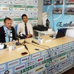 L'allenatore Breda e il DG Matteazzi