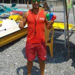 Sori: contenitori per la cenere in spiaggia