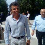 Carlo Bagnasco e dietro Mentore Campodonico