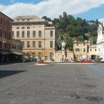 Piazza Matteotti libera dal traffico