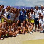 Il gruppo di Rapallo che ha chiuso terzo