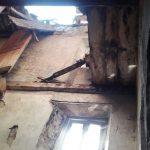 A Villanoce è crollato un soffitto