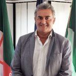 Il consigliere regionale Claudio Muzio