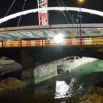 Il nuovo ponte di Riva Trigoso