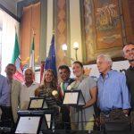 Premiazione pallanuoto Rapallo1