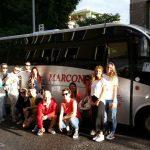 Il gruppo riparte da Roma
