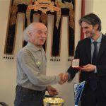 La premiazione di Gianni Risso
