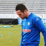 Luca Ceccarelli è il pilastro della difesa biancoceleste