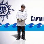 Massimo Santimone nei panni del capitano