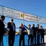 Il presidente Antonio Gozzi alla presentazione delle giovanili