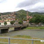 Il torrente Petronio