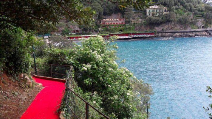 red carpet rapallo portofino