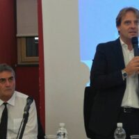 Claudio Muzio e Marco Scajola