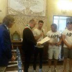 Marco Di Capua e Pro Scogli1