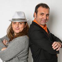 Viviana Porro e Franco Rossi