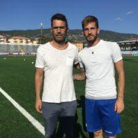 Matteo Matteazzi e Mattia Aramu