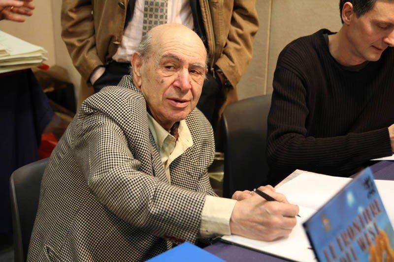 Regione Liguria, lutto per la scomparsa del grande fumettista Renzo Calegari