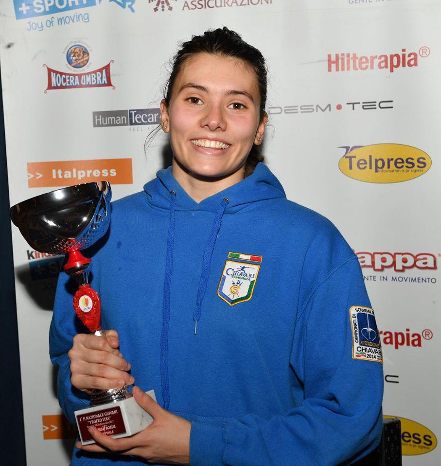Filippo Armaleo convocato per i campionati europei Under 20