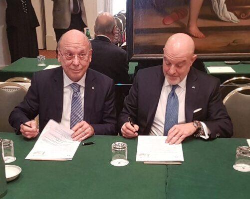 Aldo Werdin e Gianfranco Lertora