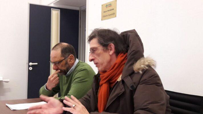 Andrea Sanguineti e Domenico Del Favero