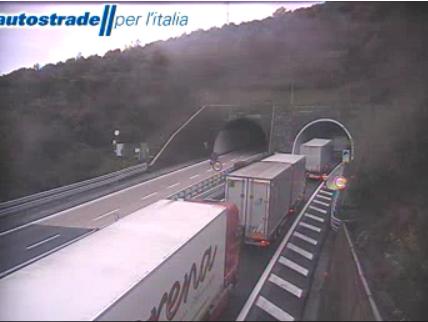 A12, chiuso il tratto tra Sestri Levante e Lavagna in direzione Genova