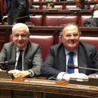Roberto Bagnasco e Roberto Cassinelli