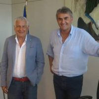 Roberto Bagnasco e Claudio Muzio