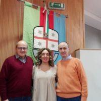 , Lilli Lauro e Giacomo Carpi