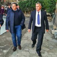 Giovanni Toti e Claudio Muzio