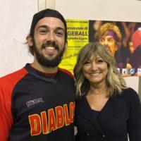 Sebastiano Manuzzi dodgeball