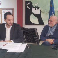 Luca Garibaldi e Mauro Ferretti