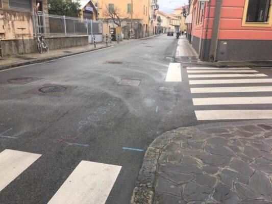 Via Piacenza e Via Damiano Chiesa