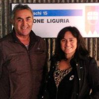 Claudio Muzio e Sonia Viale