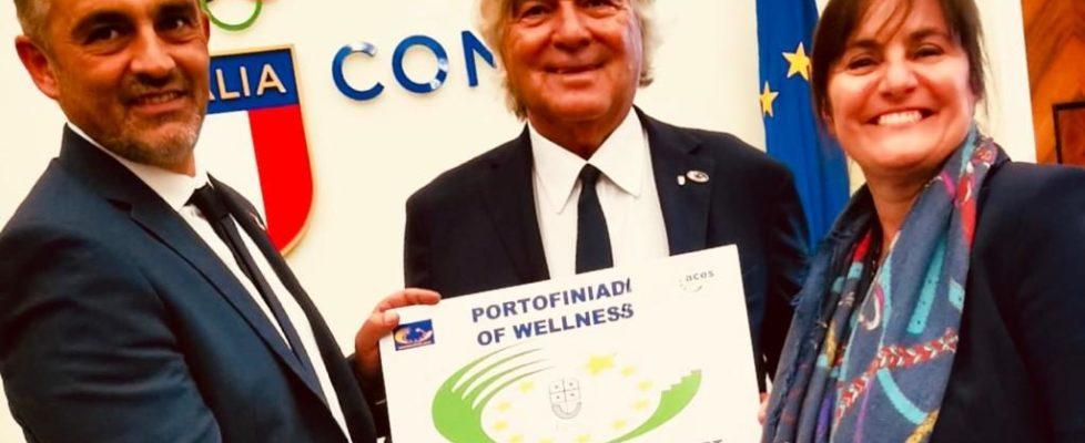 Portofino candidato come Europena Community of Sport
