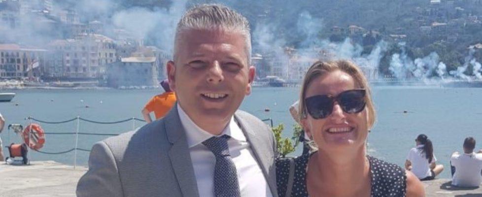 Fabio Tosi e Isabella De Benedetti