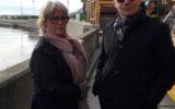 Caterina Peragallo e Carlo Gandolfo