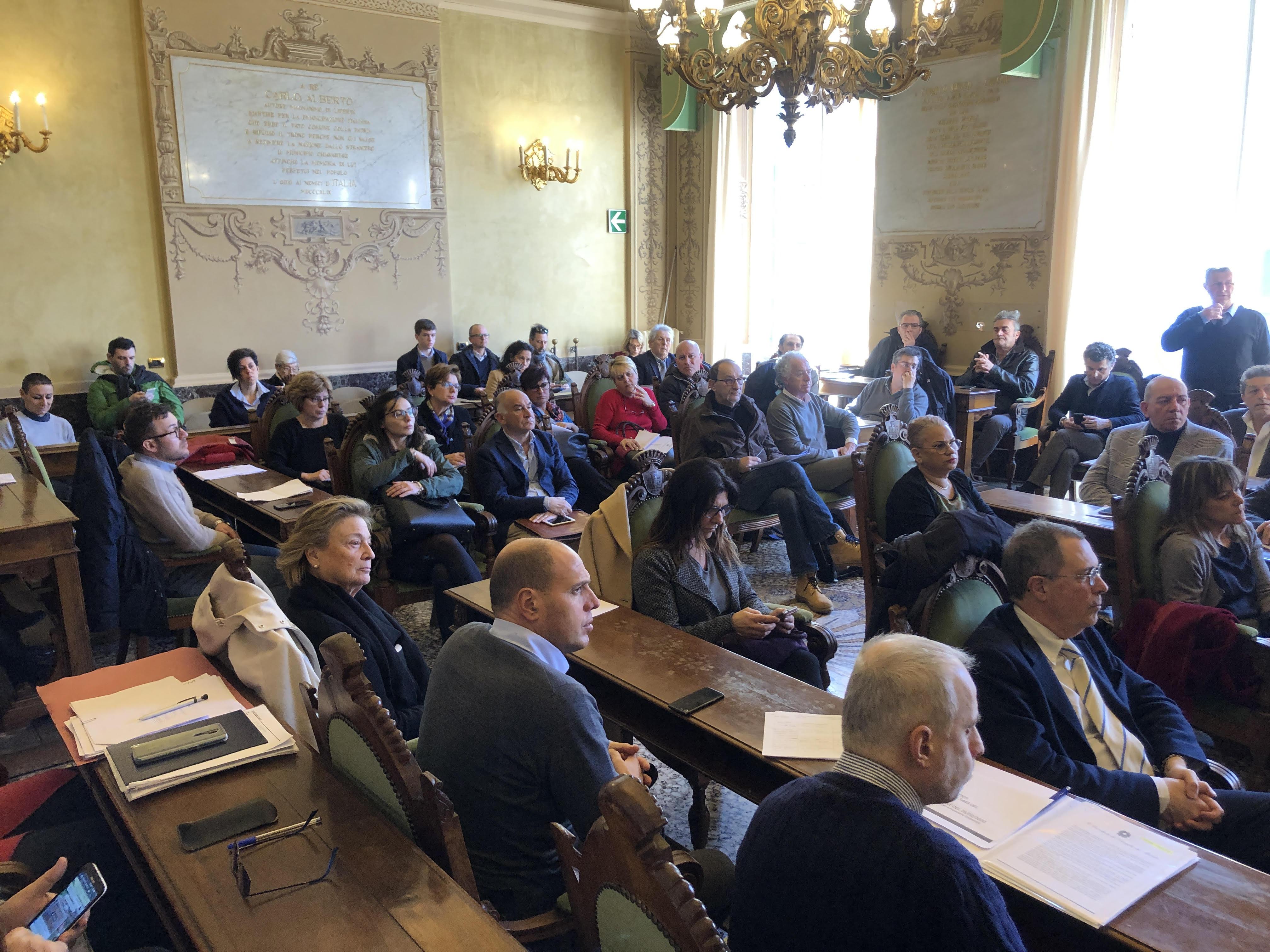 Coronavirus, la conferenza dei sindaci straordinaria