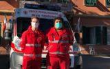 Emergenza coronavirus, volontari in partenza per la Lombardia