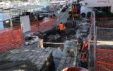 Procedono i lavori nel porto di Santa Margherita. Il video