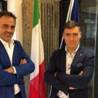 Paolo Ardenti e Alessandro Puggioni