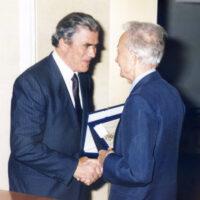 Raffaele Bottino e Nicola Abbagnano