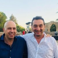 Sergio Maifredi e Corrado d'Elia