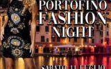 Jo Squillo porta la grande moda a Portofino