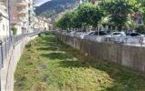 Pulizia torrente San Francesco