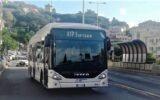 Autobus, prosegue la collaborazione tra ATP e AMT per i pendolari del Levante