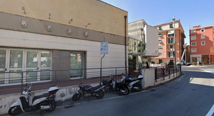 Edificio polivalente Recco