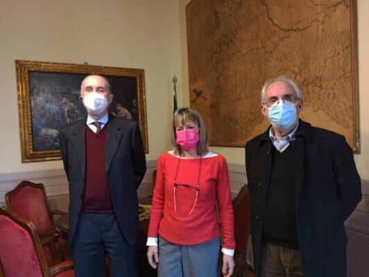 Marco Beltrami, Valentina Ghio, Pietro Gianelli