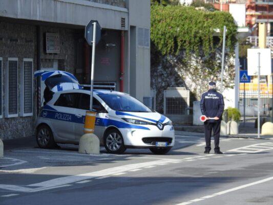polizia locale Santa Margherita Ligure
