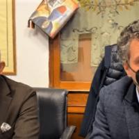 Salvatore Alongi e Carlo Bagnasco