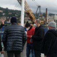Sopralluogo porto Santa Margherita Ligure